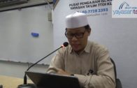 Yayasan Ta'lim: Hadith Hukum [08-08-2019]