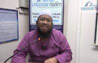 Yayasan Ta'lim: Syarah Usul Thalathatul [24-08-2019]