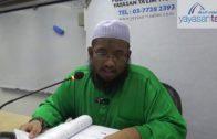 Yayasan Ta'lim: Huraian Kitab At Tauhid [21-08-2019]