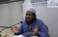Yayasan Ta'lim: Huraian Kitab At Tauhid [07-08-2019]