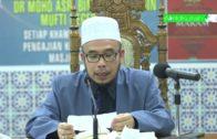 SS Dato Dr Asri-Hukum Mengqadha Solat Utk Simati
