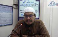 Yayasan Ta'lim: Tarikh Tasyri' : Sejarah Legislasi Hukum Islam [05-12-2019]