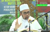 SS Dato Dr Asri-Hukum Mengambil Dahan Jiran Yg Masuk Kaw Pagar Kita