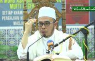 SS Dato Dr Asri Mengapa Selepas Keluar Bilik Air Kita Sebut Ghufranaka