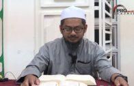 04-07-2019 Ustaz Ahmad Hasyimi : Tadabbur Surah Maryam