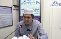 [2019.07.28] Ustaz Fashan – Sahih Bukhari & Sirah Rasulullah