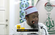 21-11-2018 Ustaz Mohd Zain Mohd Nuh :