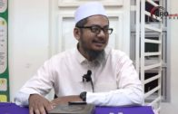 31-07-2019 Ustaz Ahmad Hasyimi :