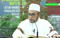 SS Dato Dr Asri-Antara Dalil Dan Dalih