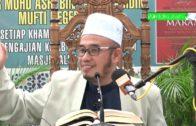 SS Dato Dr Asri-Cara Mandi Wajib Kaedah Ke 1