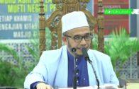 SS Dato Dr Asri-Kalau Istilah Tak Terikat Dgn Takde Mazhab Pun Takleh Beza…