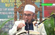 SS Dato Dr Asri-Kalaulah Islam Ini Rekaan Dan Nabi Saw Hanya Mitos…