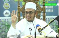 SS Dato Dr Asri-Mengangkat Jari Masa Tasyahud