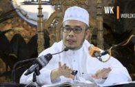 SS Dato Dr Asri-Nabi Saw Pernah Mengharamkan Dirinya Minum Madu Dan Seterusnya