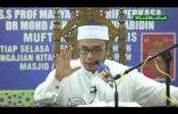 SS Dato Dr Asri-Salah Kedudukan Hadis Salah Habis