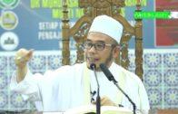 SS Dato Dr Asri-Tayammun|Sapu Muka Dulu Atau Tangan Dulu