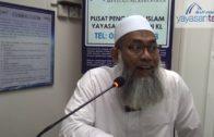 Yayasan Ta'lim: Adab-Adab Islam [06-08-2019]