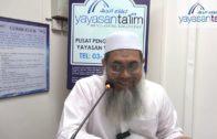 Yayasan Ta'lim: Adab-Adab Islam [10-12-2019]