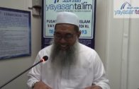 Yayasan Ta'lim: Adab-Adab Islam [15-10-2019]