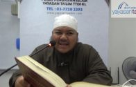 Yayasan Ta'lim: Hadith 40 Imam Nawawi [30-07-2019]