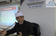 Yayasan Ta'lim: Peranan Orientalis (Siri 2: Orientalis & Al Quran) [18-08-2019]