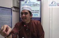 Yayasan Ta'lim: Sirah & Sejarah Islam [31-07-2019]