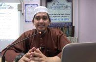 Yayasan Ta'lim Syarah Tabiat Jahiliyyah 18 10 18