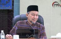 02-01-2019 Ustaz Ahmad Jailani: