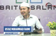 06-12-2018  Ustaz Muhammad Fahmi : Syarah Ringkasan Sirah Nabawi   Saidina Ustman Ibn Affan R.a