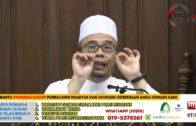 29-08-2018 SS. DATO' DR. MAZA: Sombong Itu, Menolak Kebenaran Dan Pandang Rendah Pada Orang Lain