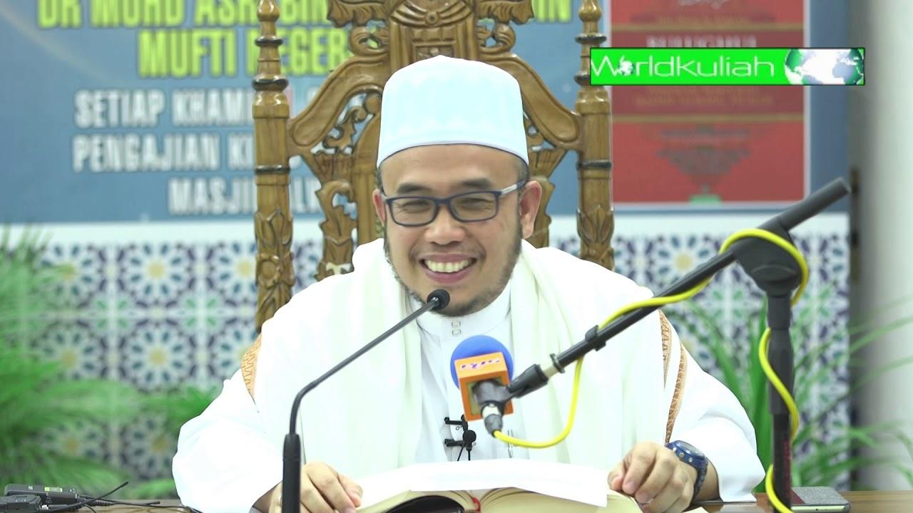 SS Dato Dr Asri-Agung Pun Blm Tamat Tempoh Letak Jawatan Inilkan Imam