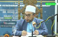 SS Dato Dr Asri-Jab Mufti Larang Ajar Kitab Imam Syafiee