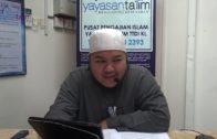 Yayasan Ta'lim Kelas Sahih Muslim 23 09 18