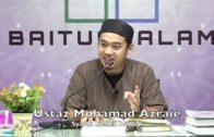20200122 Ustaz Mohamad Azraie : Syarah Shahih Muslim