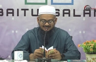 02-03-2019 Ustaz Ahmad Hasyimi : 20 Langkah Mengelak Dari Dosa
