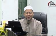 04-01-2019 Ustaz Ahmad Jailani: