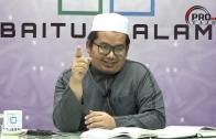 05-02-2018 Ustaz Mohamad Syafiq : Syarah Aqidah Thahawiyah
