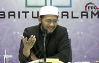 05-03-2018 Ustaz Khairil Anwar : Syarah Bulughul Maram
