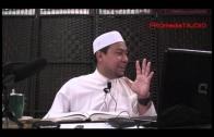 07-07-2013 Ustaz Ahmad Jailani, Larangan Dalam Puasa