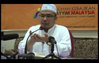09-01-2014 Dr. Asri Zainul Abidin: Asal Dalam Muamalah Adalah Harus