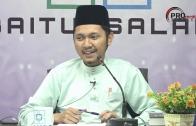 16-05-2019 Ustaz Muhammad Fahmi :