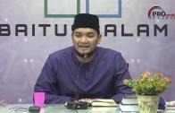 21-05-2019 Ustaz Muhammad Faiz : Tadabbur Surah Ali Imran Mukasurat 55