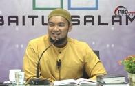 24-03-2019 Ustaz Muhammad Faiz : Syarah Hishnul Muslim | Zikir Sebelum Tidur