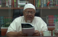 26-03-2017 Dr. Radzi Othman: Al-Ibanah | Tiada Pencipta Selain Dia