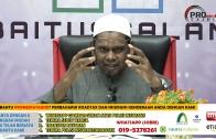 27-01-2019 Ustaz Halim Hassan : Daurah Ilmu | Sunnah-Sunnah Yang Diremehkan | Sesi Ke-3