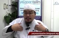 Yayasan Ta'lim: Fiqh Zikir & Doa [02-03-16]