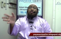 Yayasan Ta'lim: Kajian Perbandingan Agama [10-08-16]