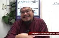 Yayasan Ta'lim: Al Iqna' (Taharah) [20-01-16]
