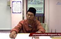 Yayasan Ta'lim: Hadith Kalimah Tayyib [09-12-17]
