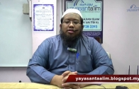 Yayasan Ta'lim: Al Iqna' (Taharah) [12-10-16]
